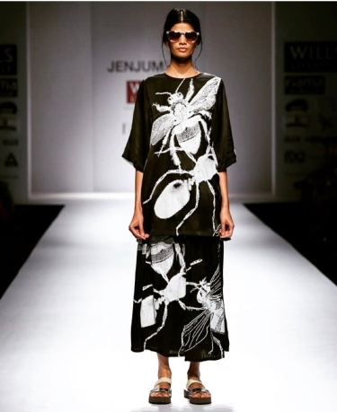 'Insecta' collection. Photo courtesy: Jenjum Gadi