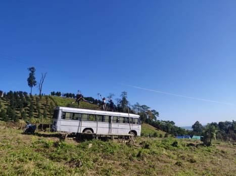 TagAlong at Dambuk, Arunachal PRadesh
