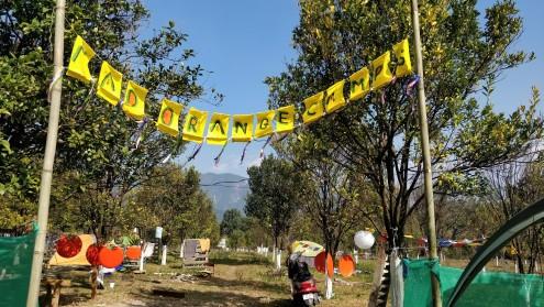 Orange Dambuk Festival, Arunachal Pradesh